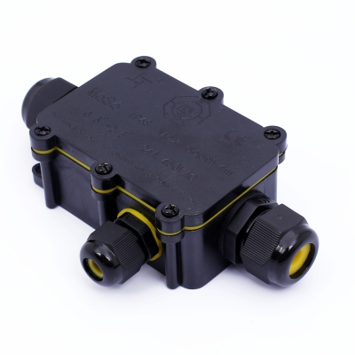 Vodotěsná rozbočovací krabice M686 IP68, 3xkabel