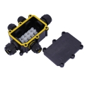 Vodotěsná rozbočovací krabice M686 IP68, 5xkabel