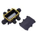 Vodotěsná rozbočovací krabice M686 IP68, 6xkabel