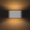 Nástěnné sádrové svítidlo GAN G9