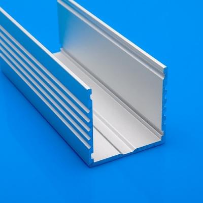 Hliníkový LED profil Cube 35