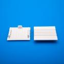 Koncovka profilu Cube 35
