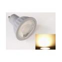 LED žárovka P7 7W GU10 CRI80
