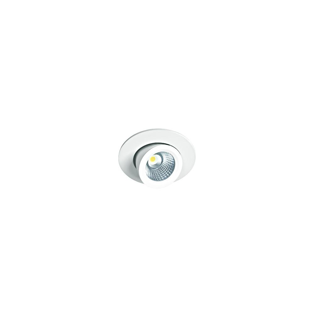 Podhledové výklopné svítidlo Nelly 12W, 230V, IP20