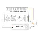 dimLED přijímací jednotka, stmívač CCT 2x5A