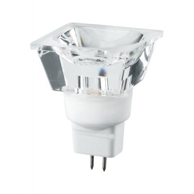 LED žárovka Paulmann Quadro 3W MR16 12V teplá bílá