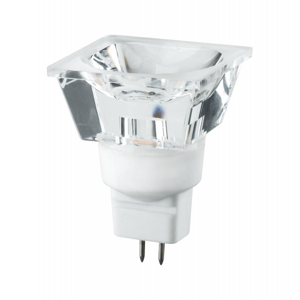 LED žárovka Quadro 3W MR16 12V teplá bílá