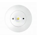 Nouzové LED svítidlo Starlet White 3W