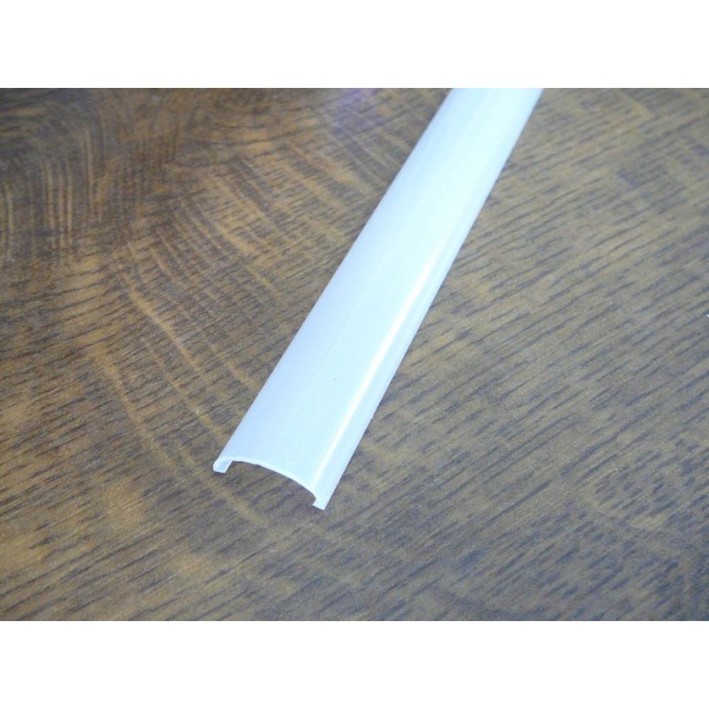Difuzor profilu TUBE mléčný
