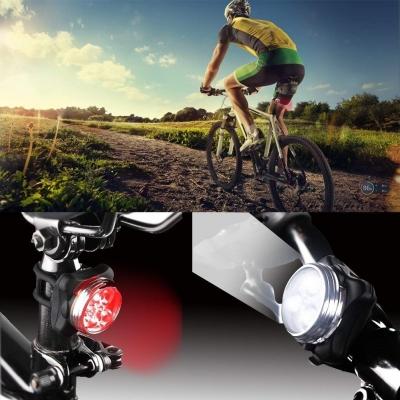 LED blikačka PAGAO nabíjecí USB