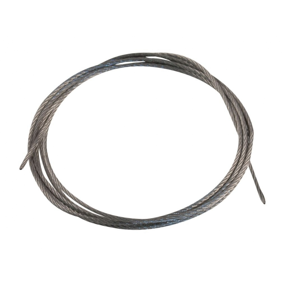 Ocelové lanko průměru 1mm, délka1m