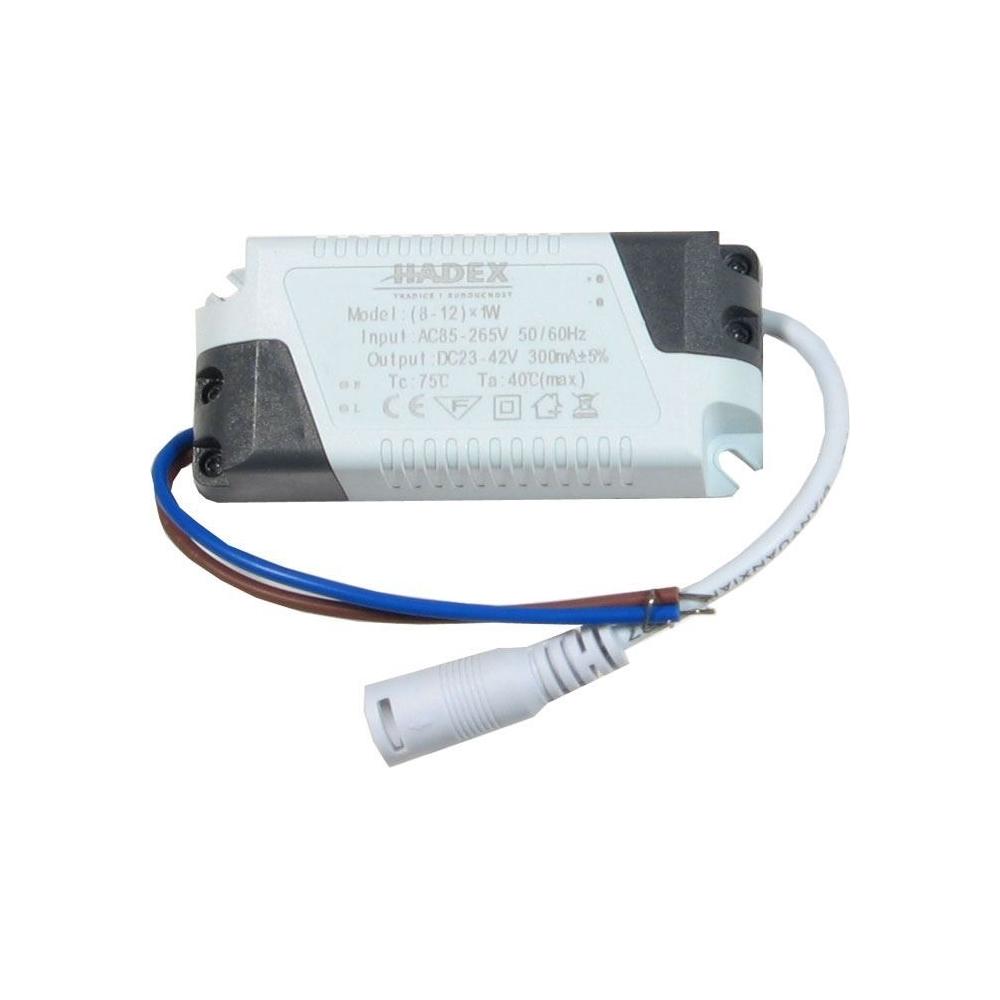 Proudový LED driver 8-12W 300mA