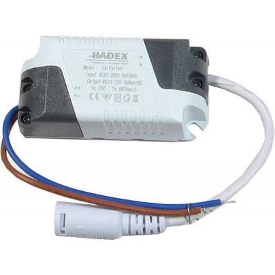 Proudový LED driver 4-7W 300mA