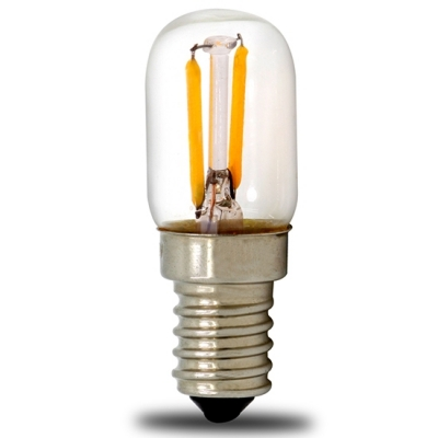 LED žárovka 2W E14 20x56