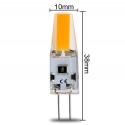 LED žárovka G4 COB 1,8W