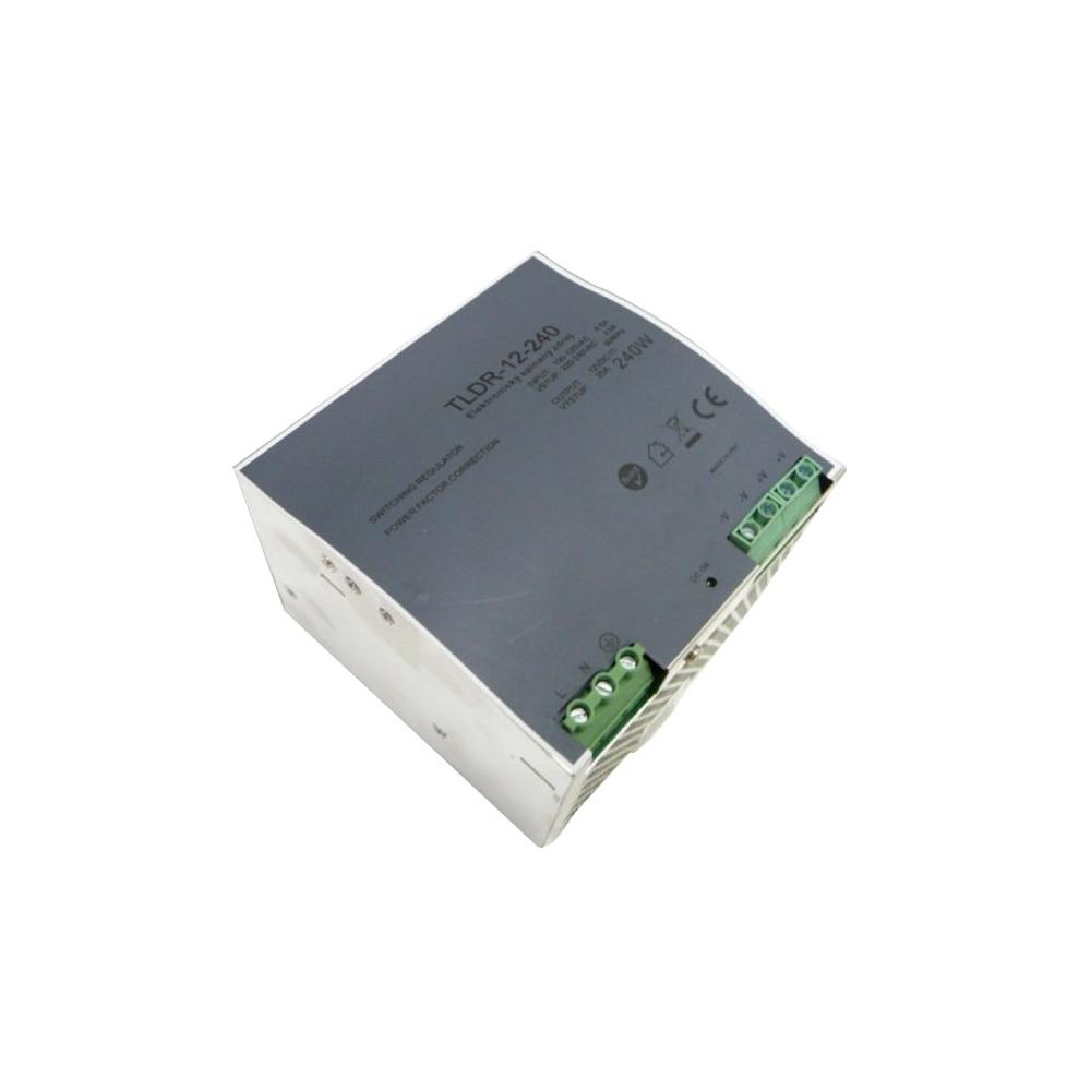 LED zdroj 12V 240W na DIN lištu