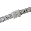 Nepájivá 10mm rovná RGB spojka pro LED pásek
