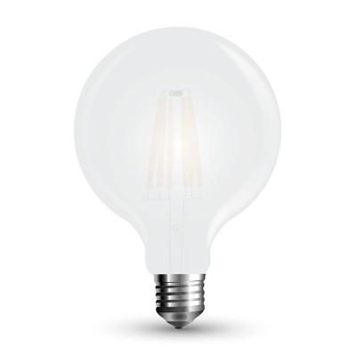 LED žárovka 7W Filament G125 E27
