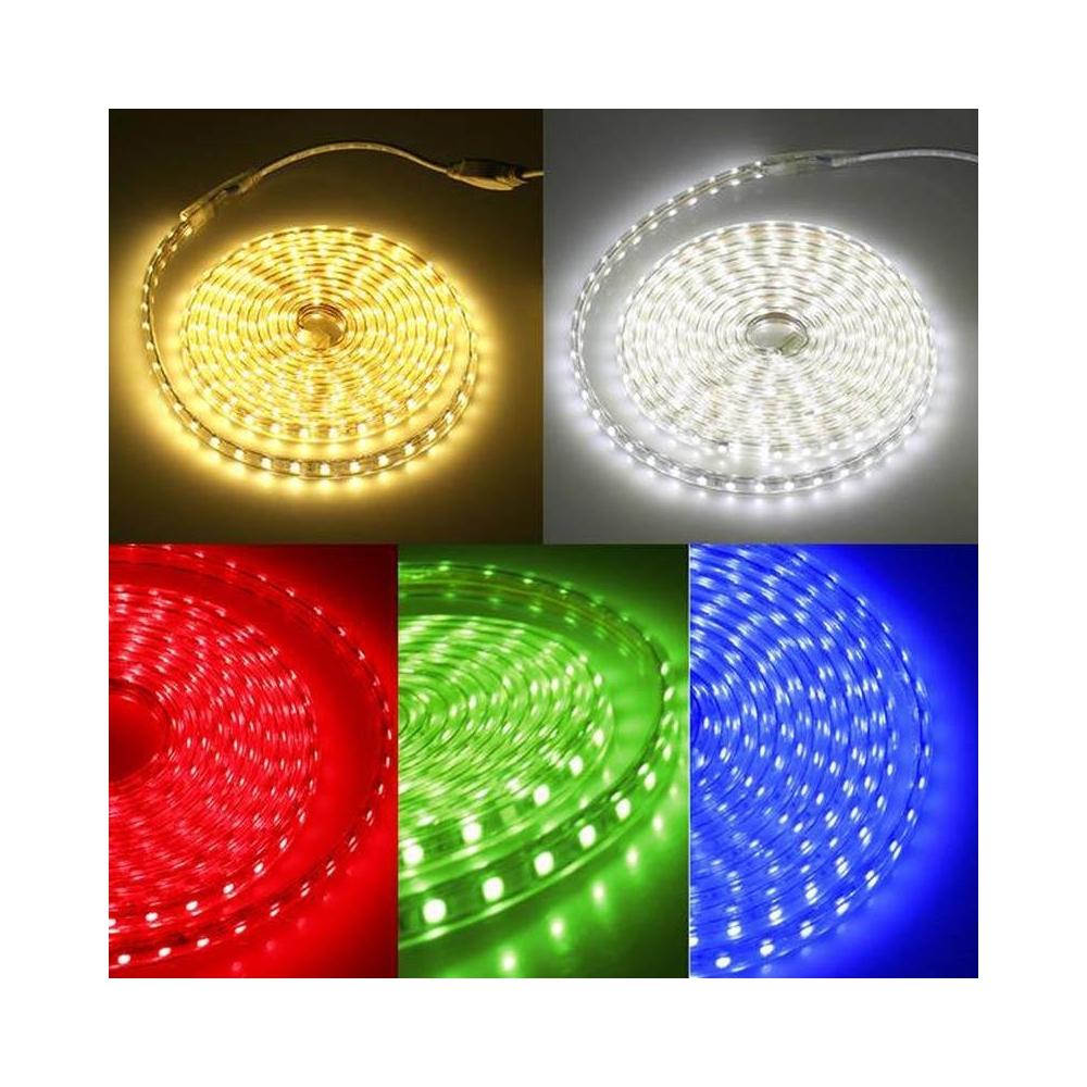 LED pásek LEDme V5 14.4W 230V teplá bílá 1m