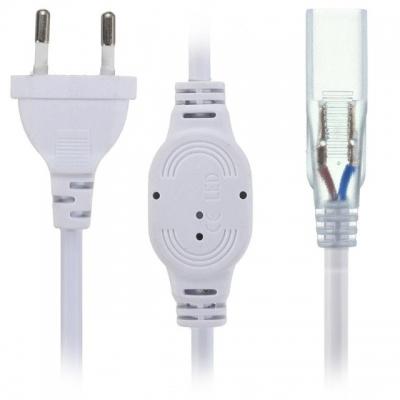 Napájecí kabel NEON 200cm LED pásku NEON+trn