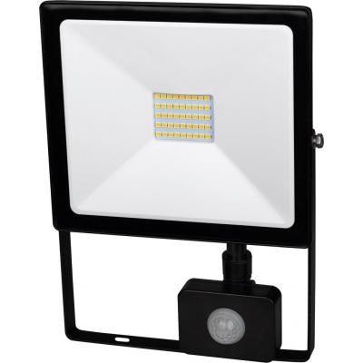 LED Reflektor SMD DAISY 50W s PIR černý