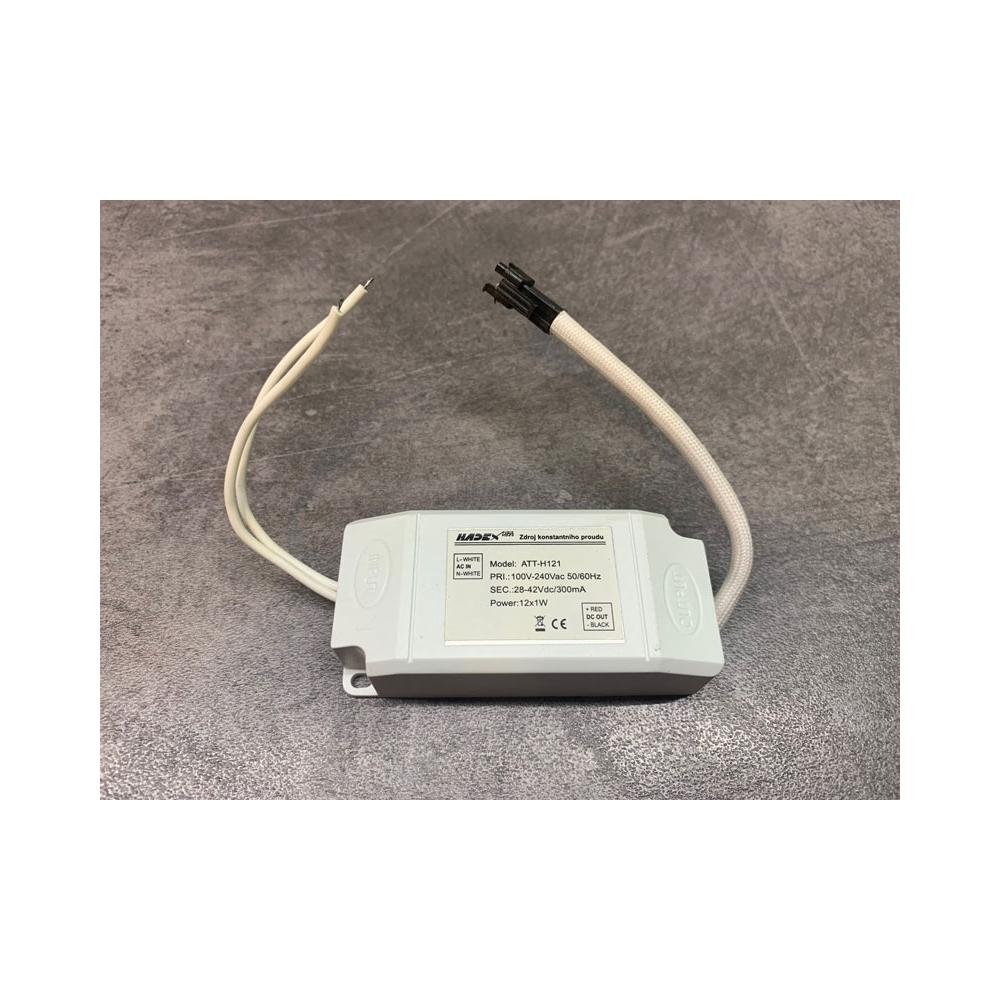 Zdroj konstantního proudu 12W/300mA