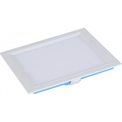 LED podhledové svítidlo DAISY hranaté 12W