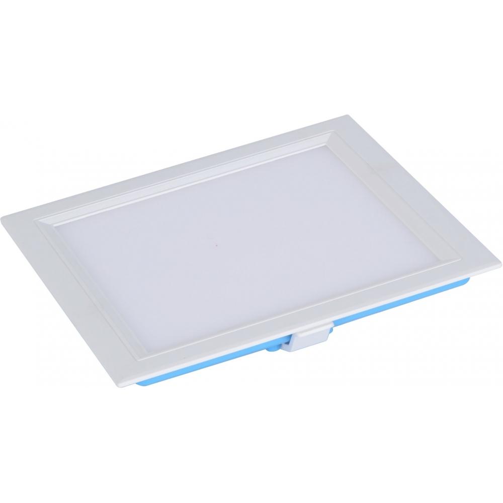LED podhledové svítidlo DAISY hranaté 18W