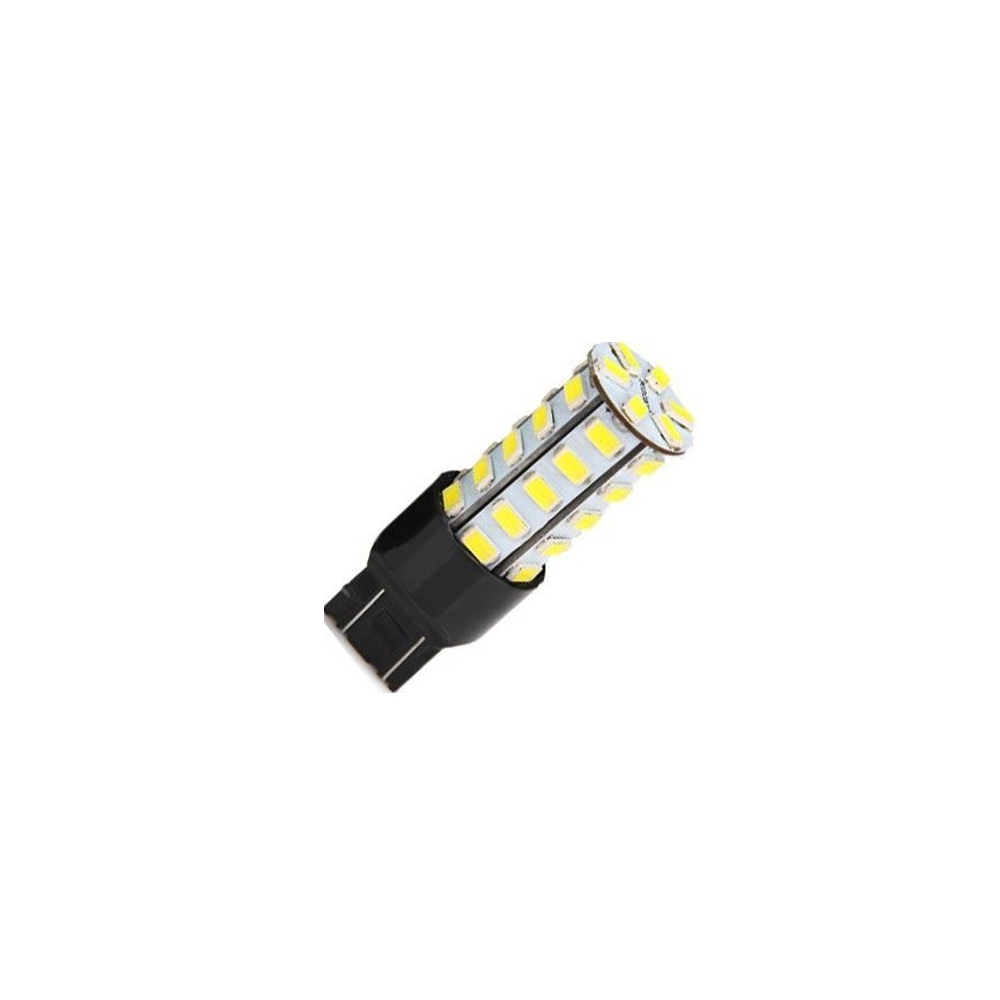 LED auto žárovka T20 SMD 5,5W bílá