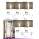 Stolní svítidlo GEO 91243 E27