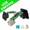 Modul USB-DMX512