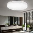 LED stropní svítidlo VT8033RD 15W IP44