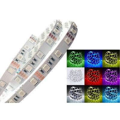 LED pásek RGB 14,4W/m 12V IP50