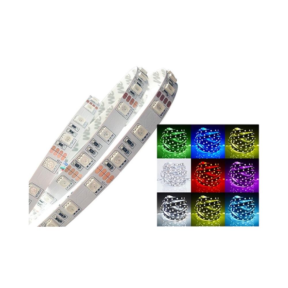 LED pásek RGB 14,4W/m IP50