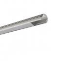 Šatní hliníkový LED profil K