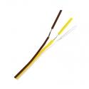 Plochý kabel 3x0,35mm vhodný pro CCT pásky