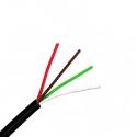 Kabel 4x0,75mm2 vhodný pro RGB LED pásky