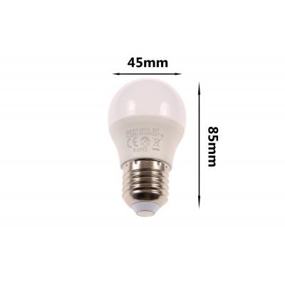 LED žárovka MKG45 6W E27