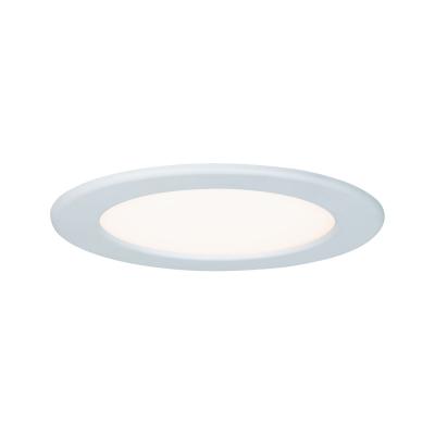LED podhledové svítidlo 12W IP44 Paulmann bílé kulaté