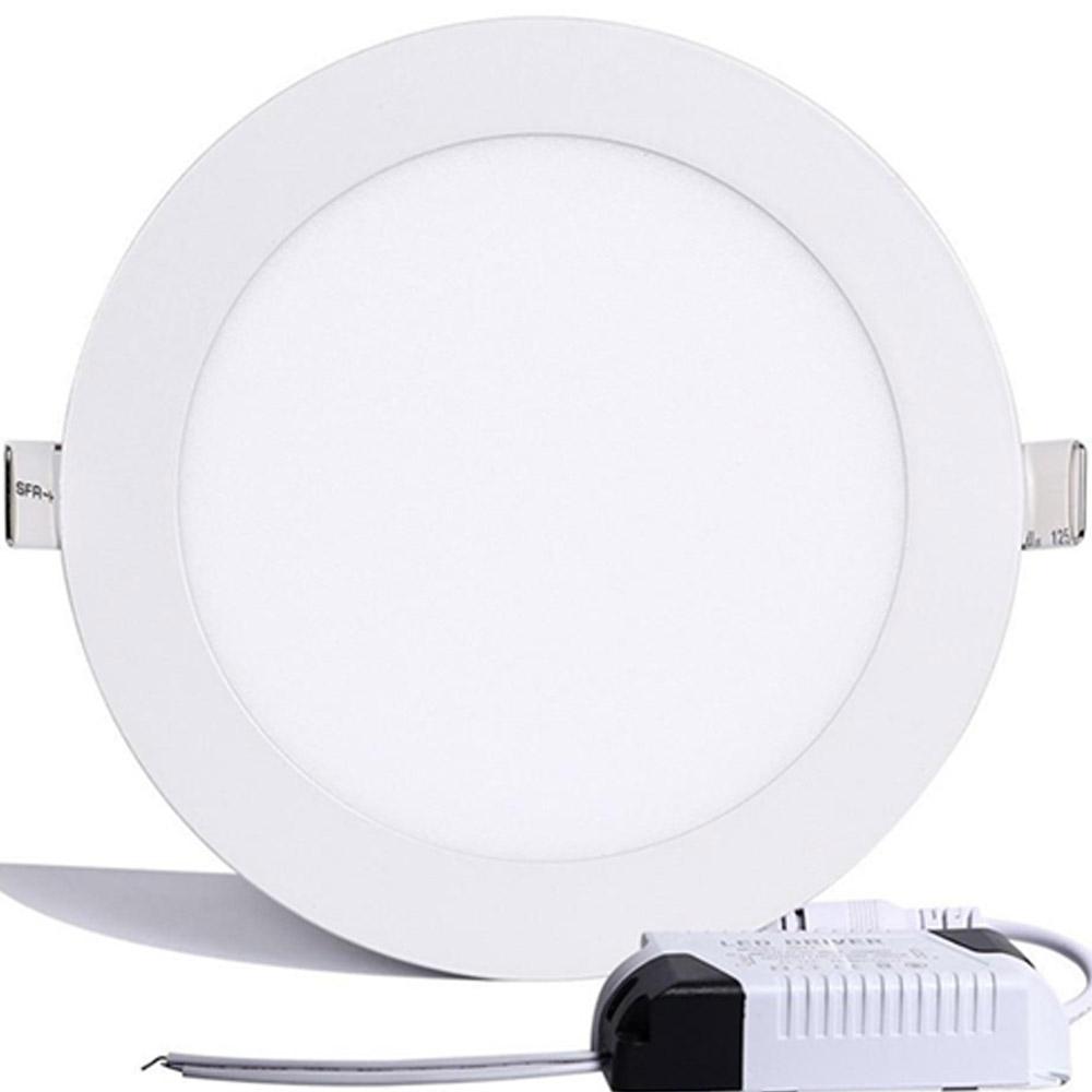 LED podhledové svítidlo Ariel kulaté 24W
