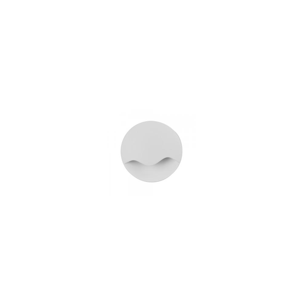 LED noční osvětlení zásuvkové VT83 kulaté 0.5W