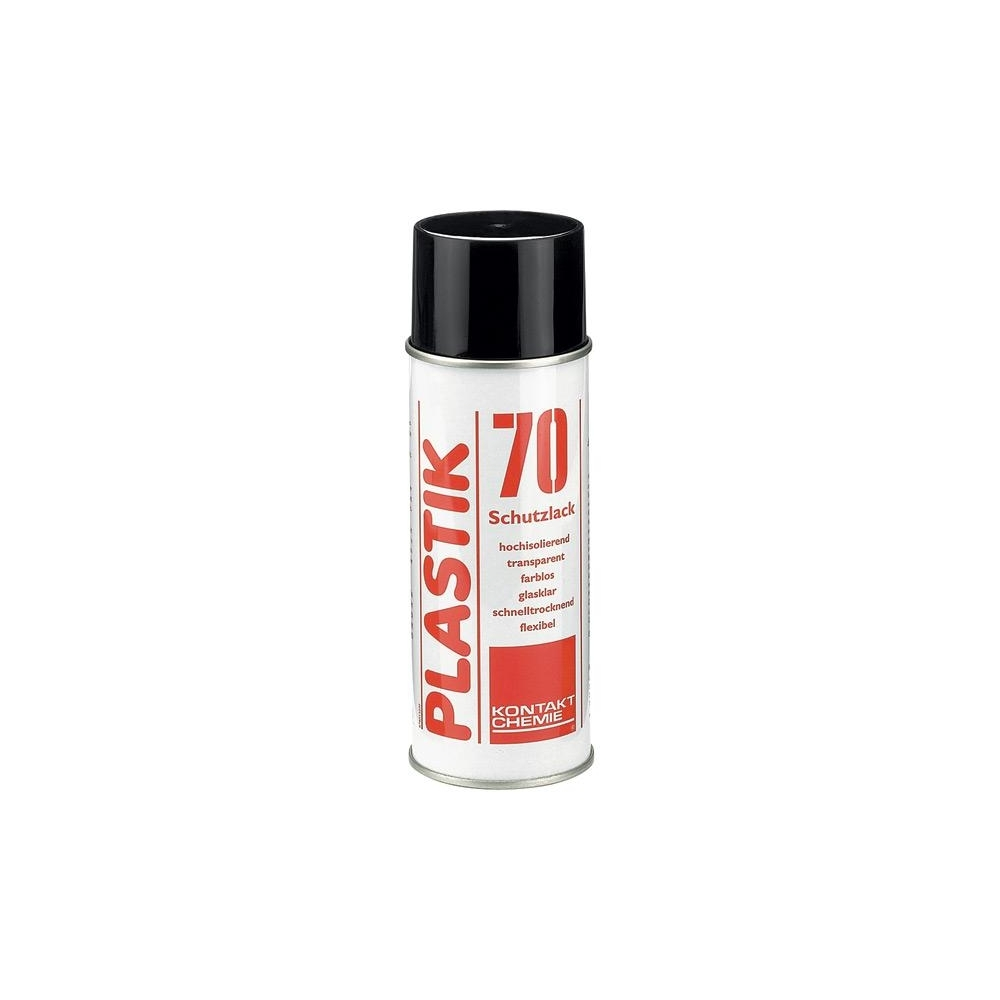 Ochranný lak na DPS PLASTIK 70 - 400m sprej