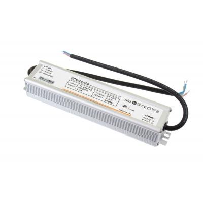 Voděodolný napájecí zdroj 100W 24V HPS