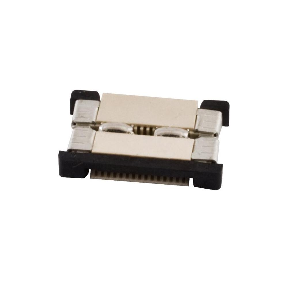 Nepájivá 8mm rovná spojka pro jednobarevné LED pásky