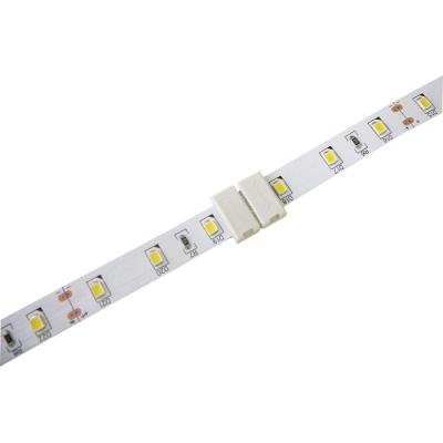 Nepájivá rovná spojka pro jednobarevné LED pásky 8 a 10mm