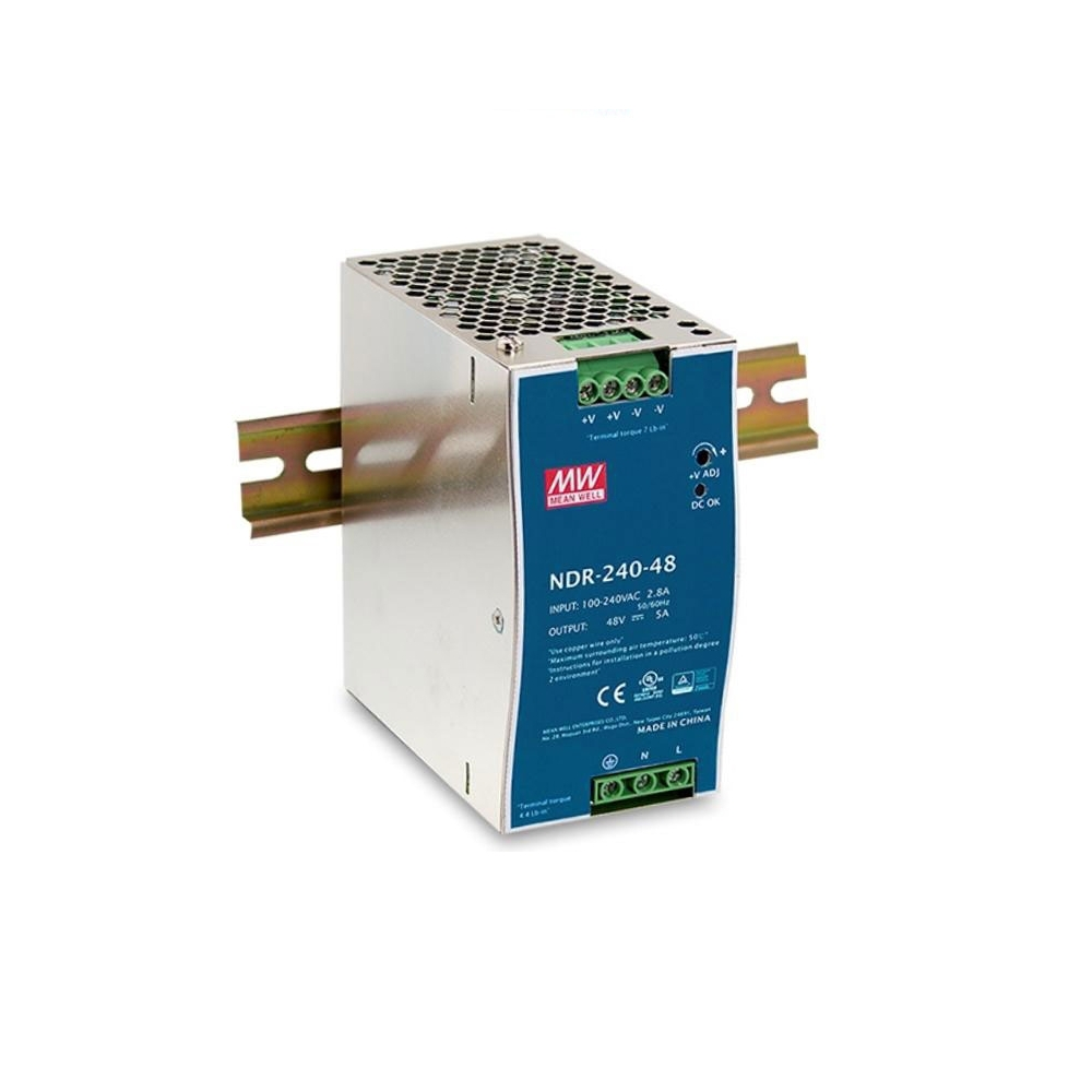 LED zdroj 24V 240W Mean Well NDR-240