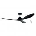 Stropní ventilátor ANTIBES černý