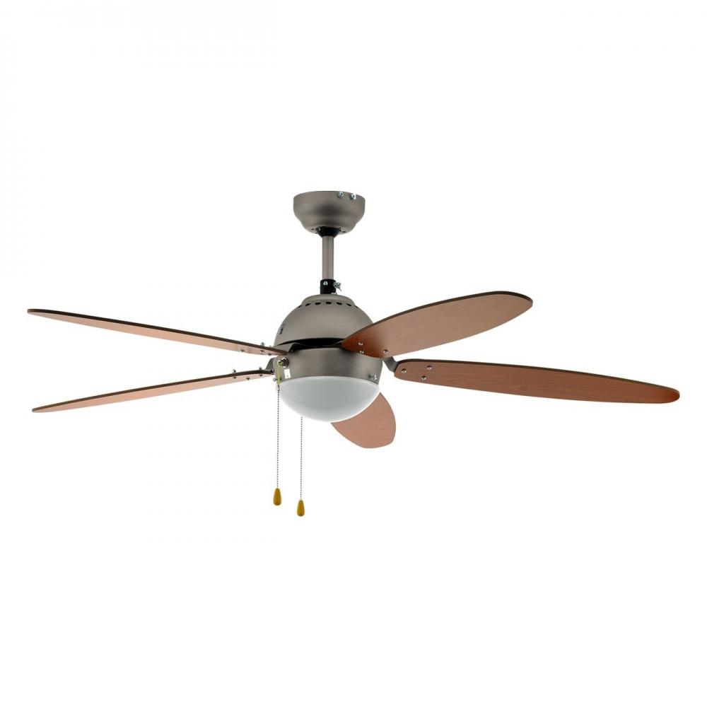 Stropní ventilátor SUSALE se světlem 1xE14