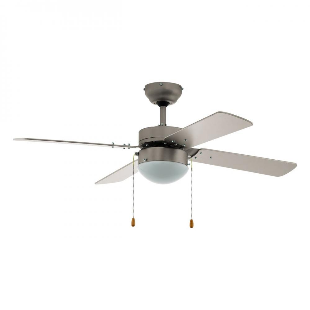 Stropní ventilátor GELSINA se světlem 1xE14
