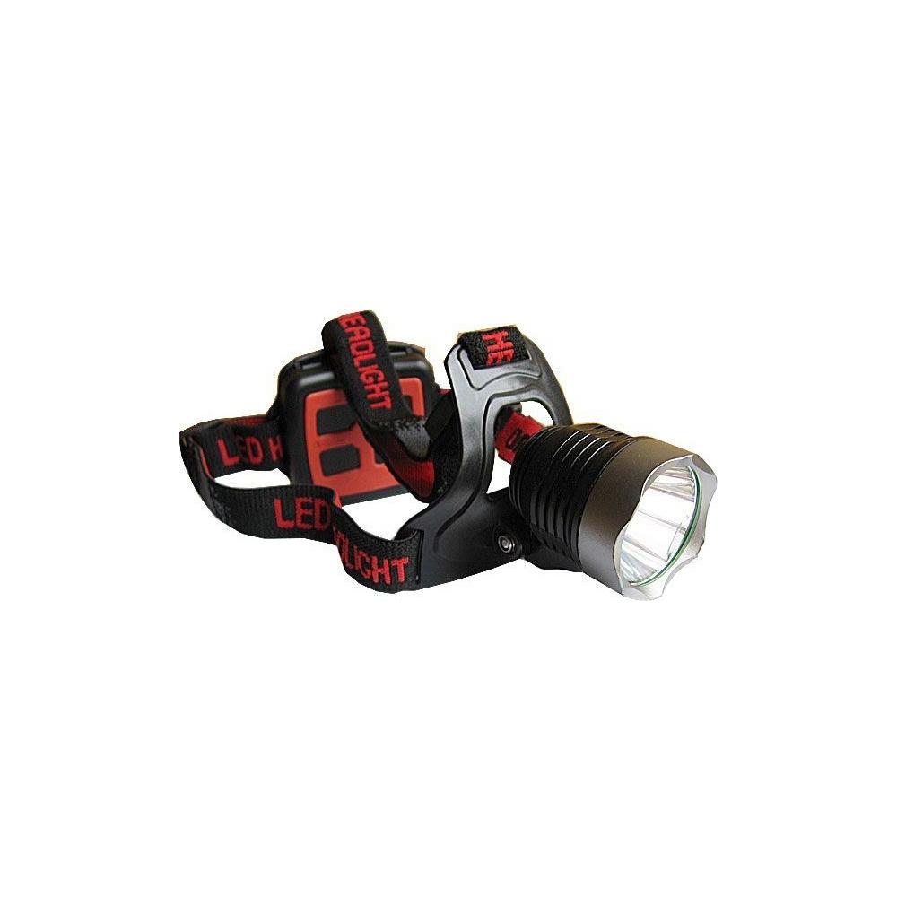 LED čelovka 5W 6504 4xAA